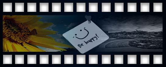 كوني سعيدة